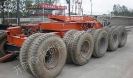 250t轮胎式运梁车