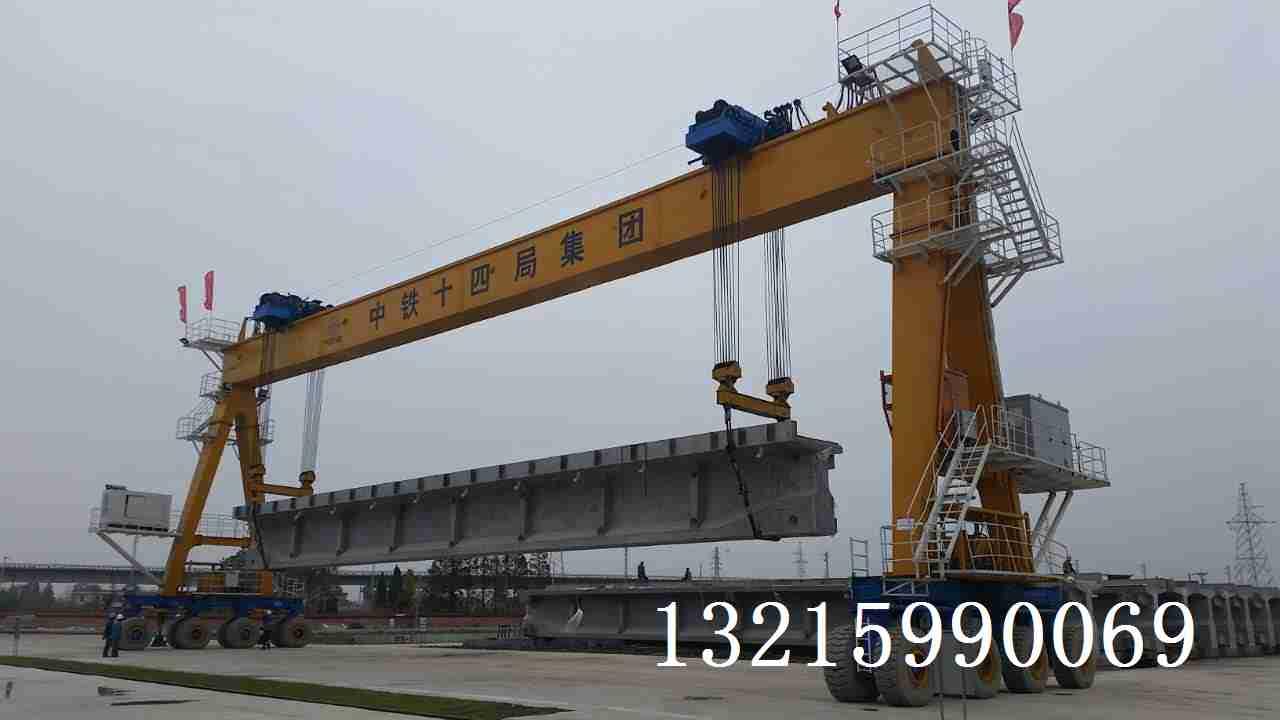 云南昆明铁路架桥机厂家介绍起重机类别与品种的关系