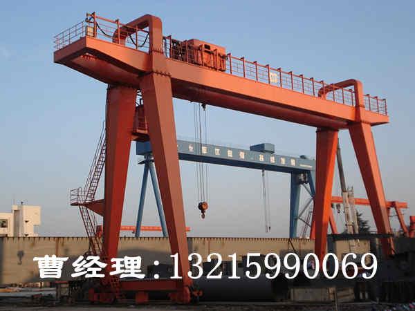 宁夏银川龙门吊租赁公司细节铸就品质