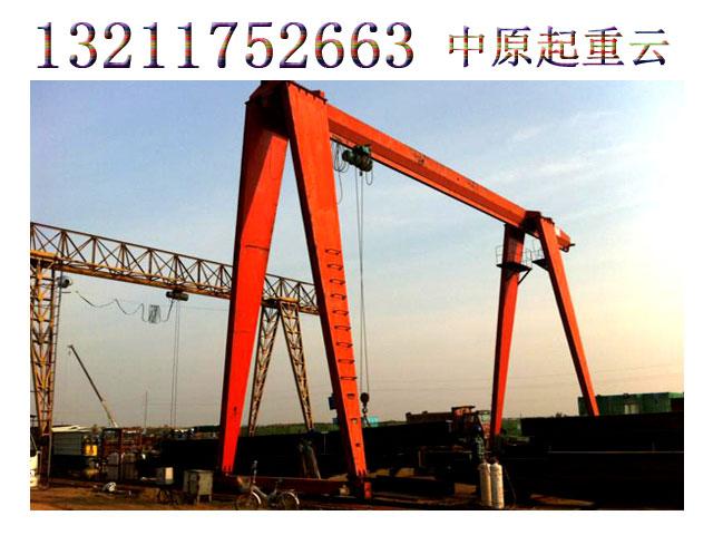 陕西铜川起重机厂家满足各行业需求